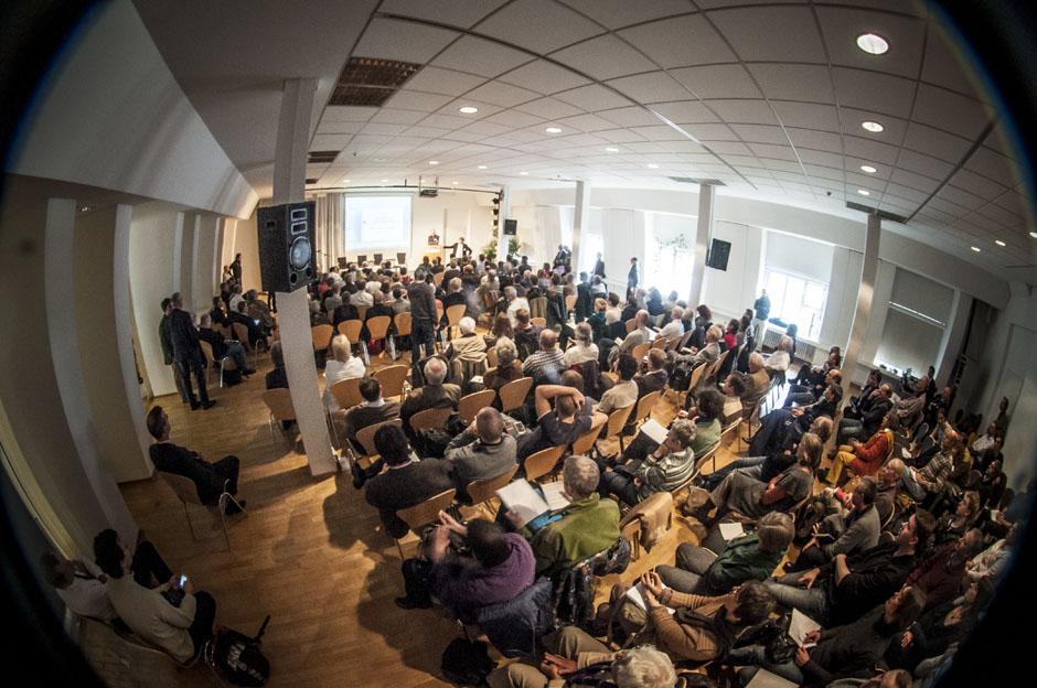 Dradio berichtet von der Monetative Jahrestagung in Berlin
