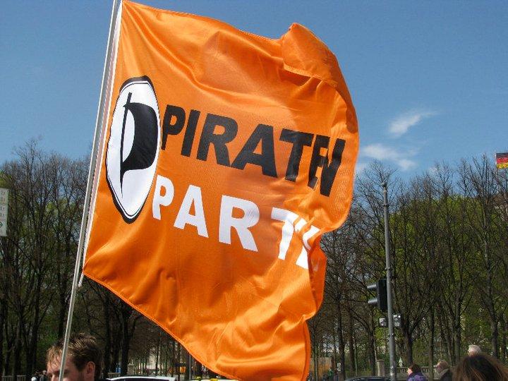 Piraten für Grundeinkommen