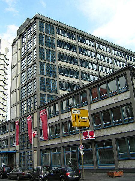EuWiKon 2013 im Gewerkschaftshaus, Frankfurt (Bildquelle: Wikipedia)