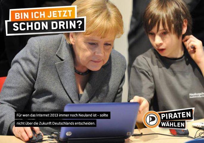 """Auch in Wirtschaftsfragen """"failed"""" die CDU - ebenfalls Neuland?"""