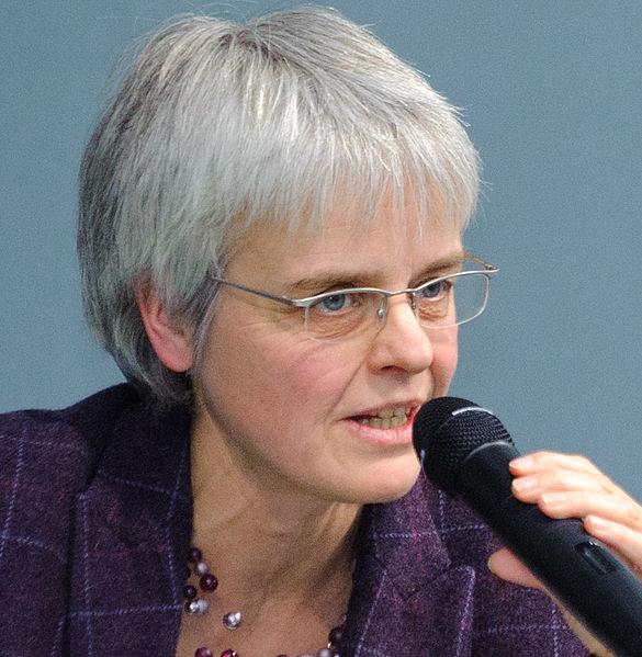 Finanzjournalistin Ulrike Herrmann (Foto Wikipedia)